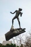 Рука Бог Стоковая Фотография