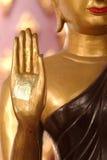 Рука Будд-Мьянмы Стоковое Фото