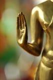 Рука Будды Азии Стоковое Изображение RF