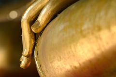 Рука Будды Азии Стоковая Фотография RF