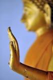 Рука Будды Азии Стоковое Фото