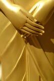 Рука Будды Азии Стоковое Изображение
