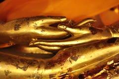 Рука Будды Азии Стоковые Фото