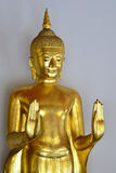 Рука Будды Азии Стоковая Фотография