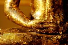 Рука Будды Азии Стоковые Изображения
