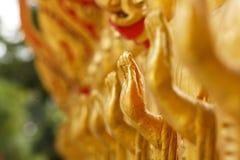 рука Будды Стоковая Фотография
