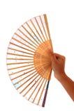 рука вентилятора Стоковая Фотография RF