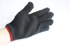 Рука в перчатке Стоковое Изображение RF