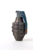 рука гранаты Стоковое Изображение
