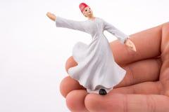 Рука держа Sufi DerviÅŸ Стоковое Изображение