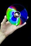 рука диска его стоковые изображения