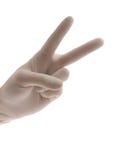 рука доктора Стоковое Изображение
