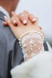 Рука женщины Стоковое фото RF
