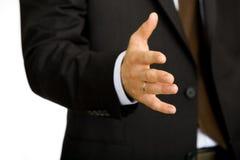 рука жеста Стоковая Фотография RF