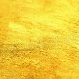 Рука золота абстрактная покрасила золотую предпосылку пятна с золотым f стоковое фото rf