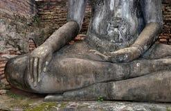 Рука изображения Будды Стоковое фото RF