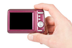 рука камеры цифровая стоковые фото