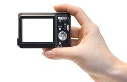 рука камеры Стоковое Изображение