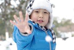 рука мальчика Стоковое фото RF