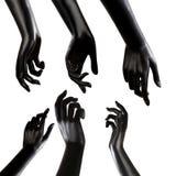 Рука манекена стоковые изображения