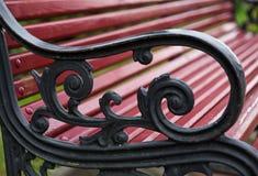 Рука металла стенда стоковые фотографии rf