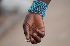 рука монетки Стоковая Фотография RF