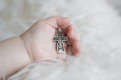 рука младенца стоковые изображения rf