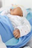 рука младенца Стоковые Фото
