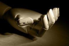 рука открытая Стоковая Фотография RF