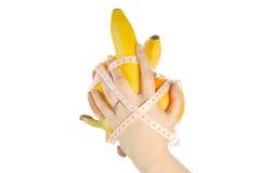 рука плодоовощей Стоковые Изображения RF