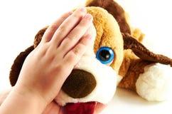 Рука ребенка Стоковые Изображения