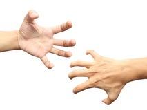 рука собрания Стоковая Фотография RF