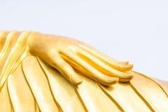 Рука статуи Будды Стоковые Фото