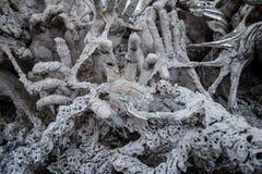 Рука 6 статуи Стоковые Фото