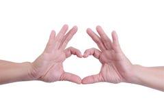 Рука человека. Стоковые Фотографии RF