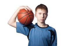 рука шарика его держит предназначенный для подростков Стоковые Изображения RF