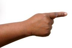 рука 01 Стоковые Изображения RF