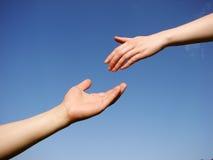 рука Стоковое фото RF