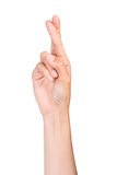 Рука Стоковая Фотография RF