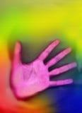 рука Стоковые Фото