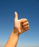 рука femlae Стоковая Фотография