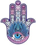Рука Hamsa Стоковые Фотографии RF