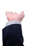 рука s бизнесмена Стоковые Изображения RF