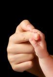 рука s babie Стоковая Фотография RF