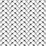 Руки блокировать как безшовная картина иллюстрация вектора