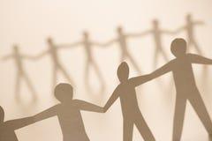 руки держа людей Стоковое Фото
