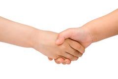 руки детей Стоковые Фото