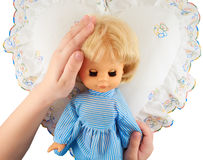 Руки детей Стоковое фото RF