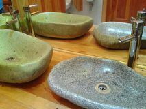 Руки мытья Стоковые Изображения