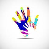 Руки помощи Стоковые Фото